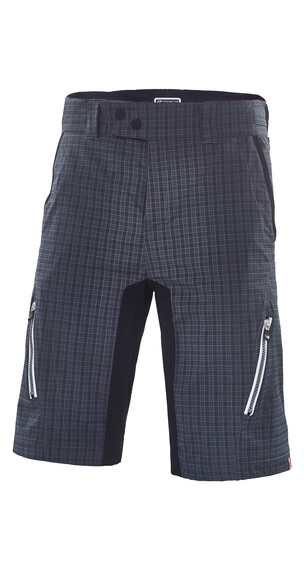 Protective Lecton Shorts Men black checker